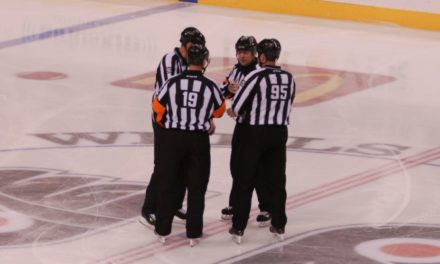 Tonight's NHL Referees and Linesmen – 3/26/18