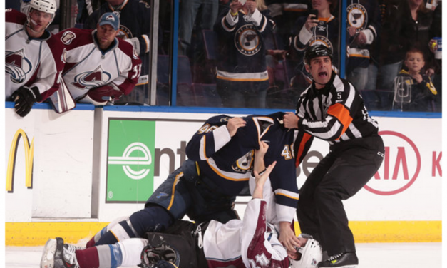 Today's NHL Referees – 4/6/14