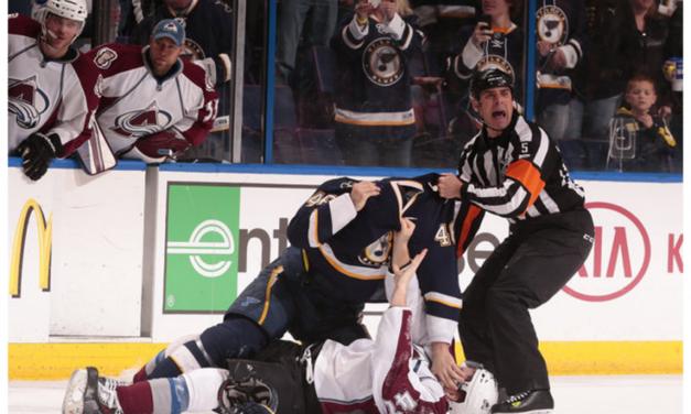 Tonight's NHL Playoff Referees – 4/18/14