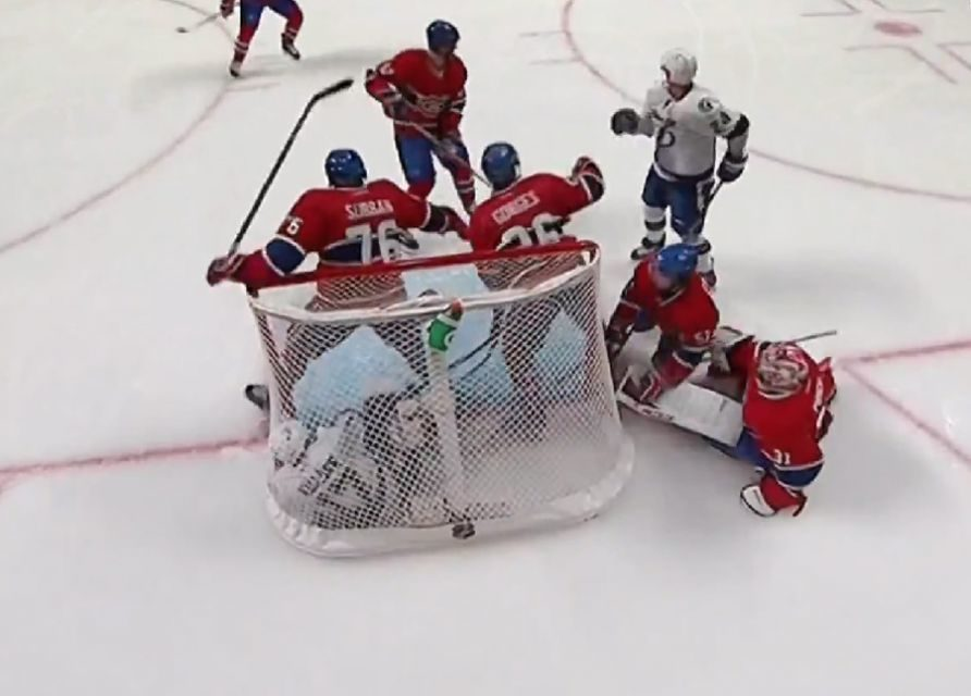 Lightning Lose Go-Ahead Goal to Questionable Interference Call