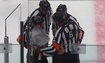 Tonight's NHL Stanley Cup Playoff Referees & Linesmen – 5/13/16