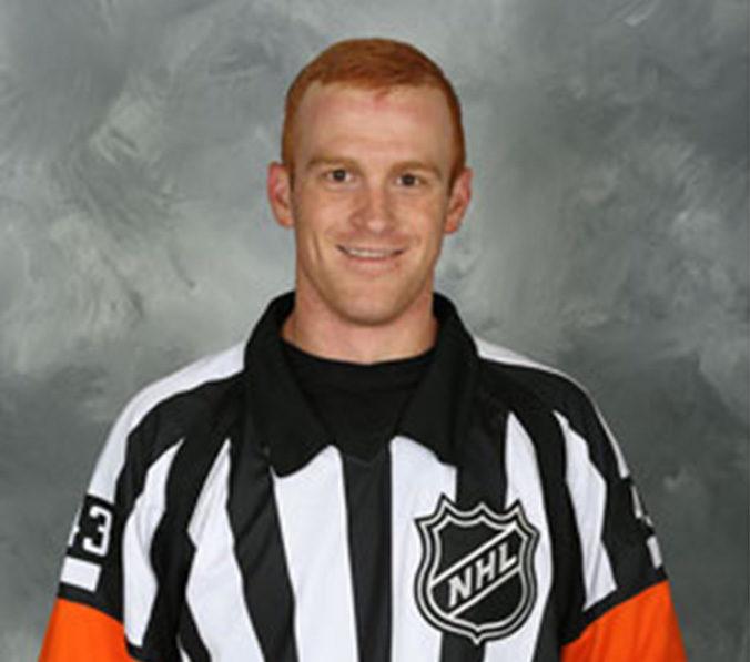 Referee Tom Chmielewski to Make NHL Debut