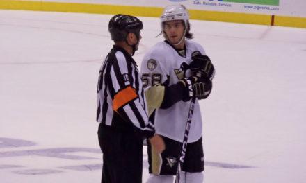 Tonight's NHL Referees – 4/9/14