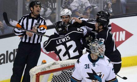 Tonight's NHL Playoff Referees – 4/30/14