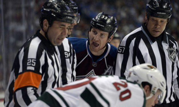 Tonight's NHL Playoff Referees – 4/25/14