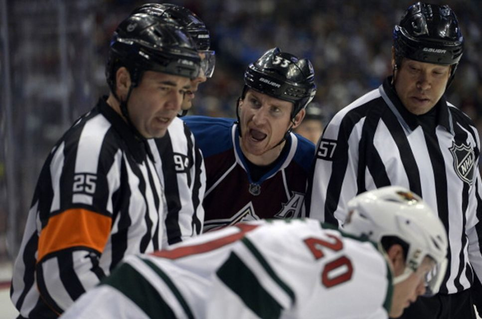 Tonight's NHL Playoff Referees – 4/25/14
