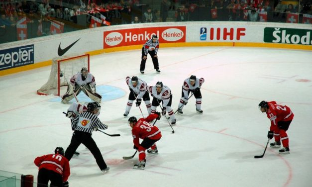 IIHF: New Rules Approved for 2014-2018