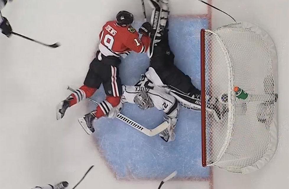 What Happened on Blackhawks' Disallowed Goal?