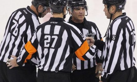 Tonight's NHL Referees & Linesmen – 2/25/15