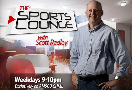Talking Refs in the Sports Lounge with Scott Radley