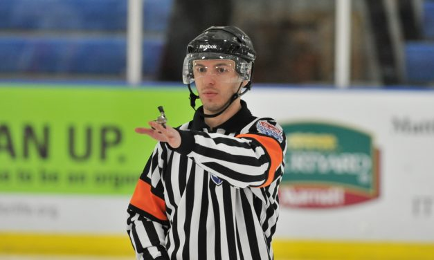USA Hockey Recognizes Rob Lagler with Milt Kaufman Award