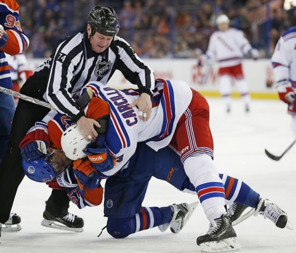 New York Ranger Dan Carcillo's Appeal – Behind the Ruling