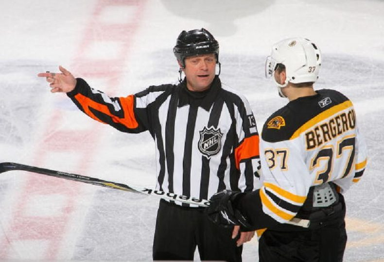 O'Halloran and McCauley Mic'd Up in 2013 Stanley Cup Final