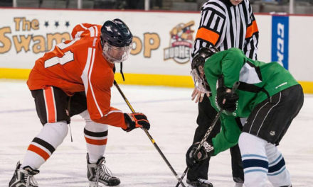 FHL Referee Cody Lang Chases NHL Dream at Officiating Combine