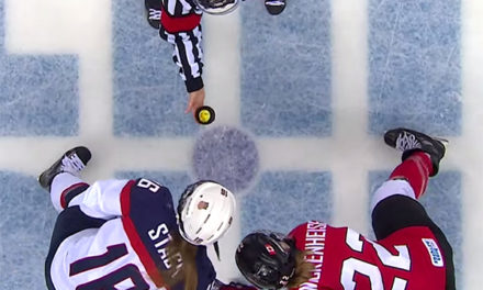 Q&A with IIHF/Olympic Referee Joy Johnston