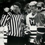 Linesman Kevin Collins Inducted into USA Hockey Hall of Fame