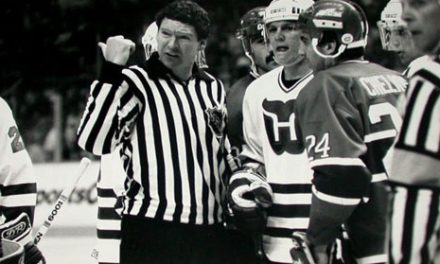 Linesman Kevin Collins to be Inducted into US Hockey Hall of Fame
