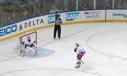 NHL Promotes Referee Graham Skilliter