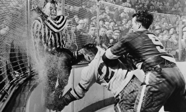 Remembering NHL Referee Frank Udvari