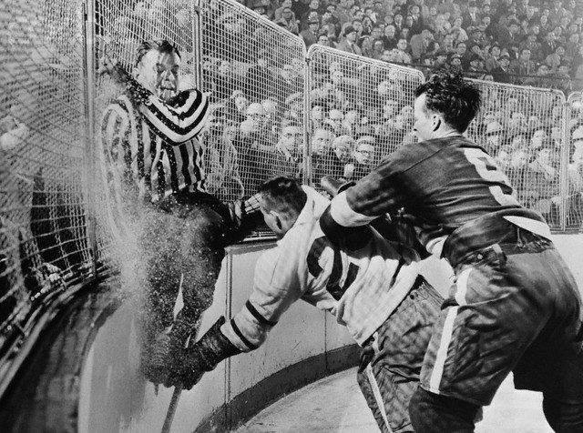 Remembering NHL Referee Frank Udvari