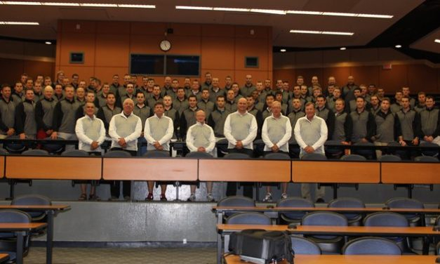 OHL Officials Wrap Up Training Camp