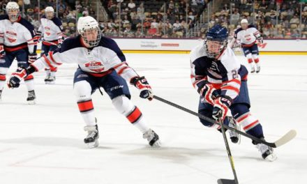 Officials Named for CCM/USA Hockey Prospects Game