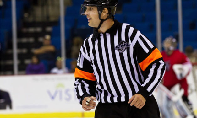 CHL Referee's Report from NHL Officials Camp