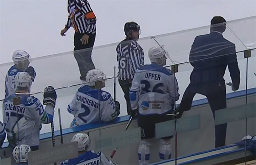 Barys Astana vs. Admiral Vladivostok