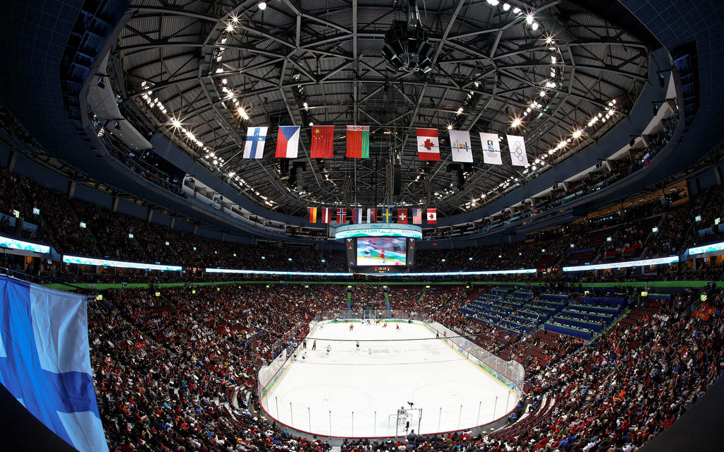 IIHF 2015-16 Officiating Assignments