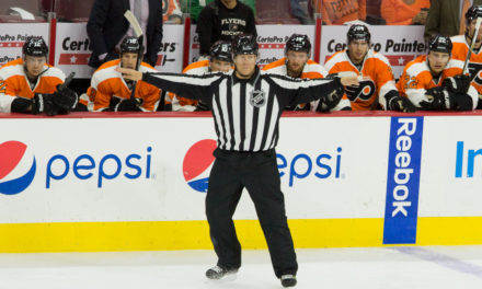 Tonight's NHL Officials – 11/19/14