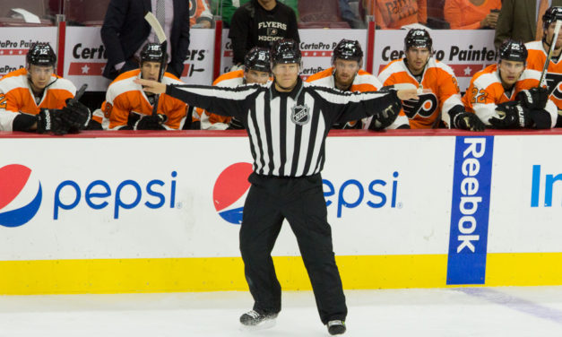 Tonight's NHL Referees & Linesmen – 10/25/14