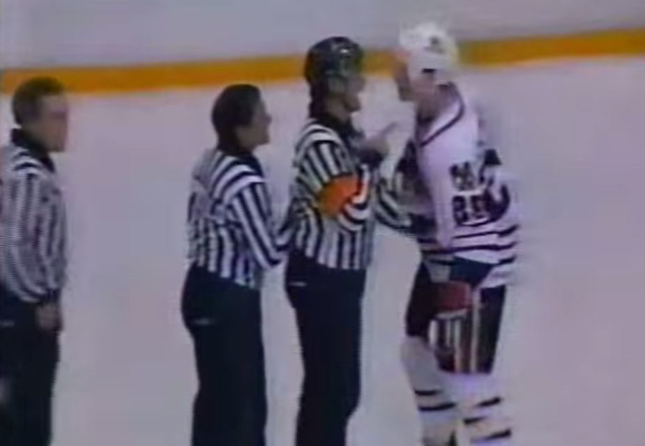 Flashback Friday: Andy Van Hellemond Mic'd Up in the '85 Playoffs