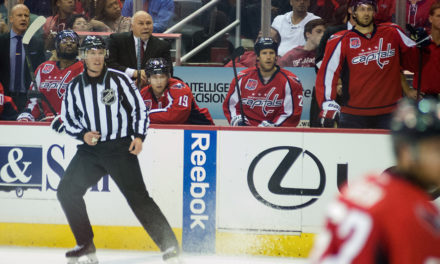 Tonight's NHL Referees & Linesmen – 2/4/15