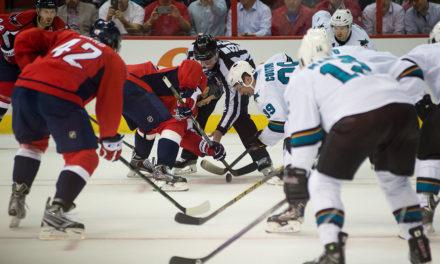 Tonight's NHL Officials – 12/5/14