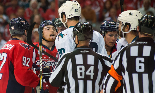 Tonight's NHL Officials – 11/26/14