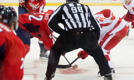 Tonight's NHL Referees & Linesmen – 1/6/15