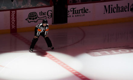 Tonight's NHL Referees & Linesmen – 12/30/14