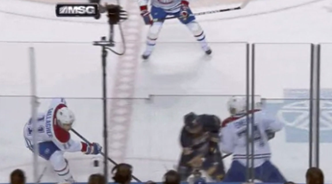 Canadiens' Emelin Fined $11k for Head Shot on Gionta