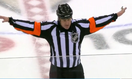 Tonight's NHL Referees & Linesmen – 11/18/14