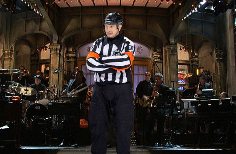Tonight's NHL Referees & Linesmen – 11/5/14