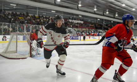 Tonight's World Juniors Referees & Linesmen – 1/2/15
