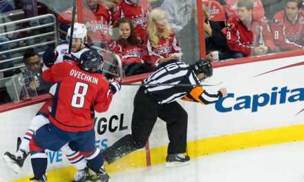 Tonight's NHL Referees & Linesmen – 1/4/15