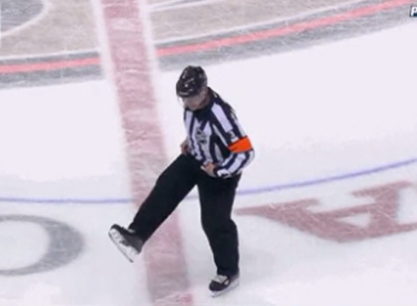 Tonight's NHL Referees & Linesmen – 2/22/16