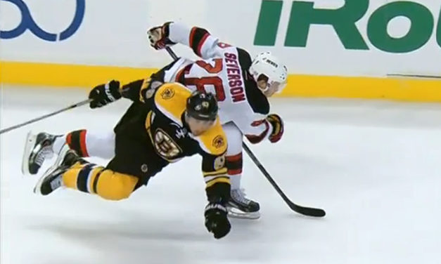 Bruins' Marchand's Embellishment Record Wiped Clean