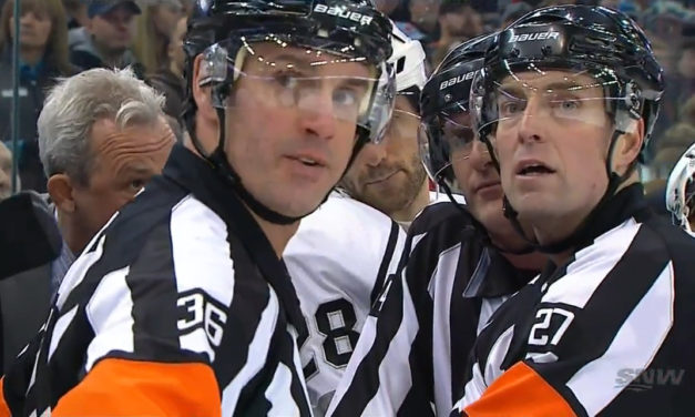 Tonight's NHL Referees & Linesmen – 1/31/15