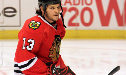 Rangers' Carcillo's Suspension Cut to 6 Games for Abuse of Official