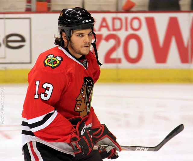 Blackhawks' Carcillo Suspended 6 Games for Cross-Checking