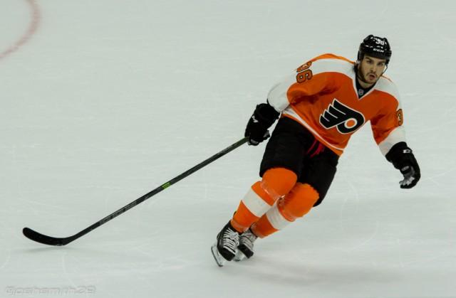 Philadelphia Flyers Zac Rinaldo