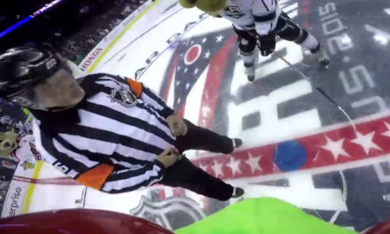 NHL All-Star Game Ref Cam Highlights