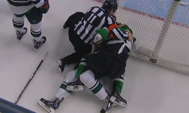 Tonight's NHL Referees & Linesmen – 3/3/15